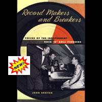 Record Makers and Breakers by John Broven 78 rpm blues expert