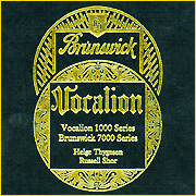 Brunswick/Vocalion