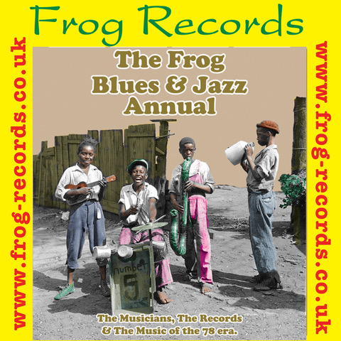 Frog Blues & Jazz Annual