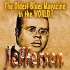 Jefferson, the Swedish blues magazine
