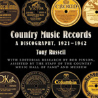 Russell Discography of pre-war hillbilly 78 rpm records